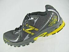 Mens Sz 11.5 New Balance MR749GY Gray/Yellow Leather Mesh Athletic Running Shoes