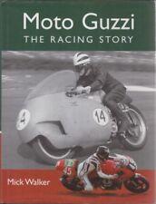 MOTO GUZZI TIPO CORSA TT V-TWIN GP V8 V7 LE MANS '21-94 DESIGN&RACE HISTORY BOOK