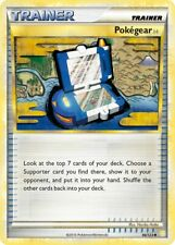 POKEGEAR - Pokemon HeartGold SoulSilver 96/123 - BRAND NEW FROM COLLECTOR