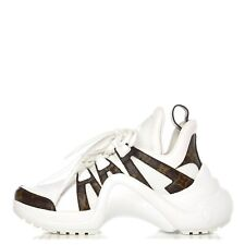 LOUIS VUITTON Monogram Archlight Sneakers - Size 42