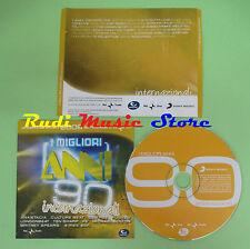 CD MIGLIORI ANNI 90 INTERNAZIONALI compilation 2009 ANASTASCIA M PEOPLE (C20)