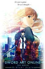 DVD Japan Anime Sword Art Online The Movie Ordinal Scale (English Subtitle)