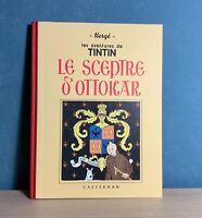 Les aventures de Tintin. Le sceptre d'Ottokar. Fac similé de 1988