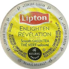 Lipton K-Cups SOOTHE Green Tea 24 Count