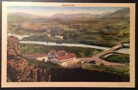 þingvellir National Park iceland Vintage Postcard E141