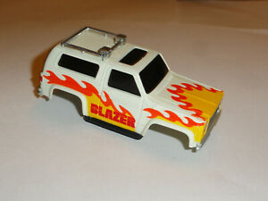 TYCO CHEVY BLAZER HO SLOT CAR ONLY IN NICE USED CONDITION