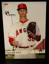 (35) 2018 Topps Now Angels RTOD Road to Opening Day Troy Scribner RC 35 Card Lot