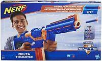 Nerf N-Strike Elite Delta Trooper Foam Dart Gun Blaster Barrel Clip Extension !!
