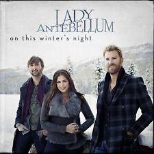 LADY ANTEBELLUM - ON THIS WINTER'S NIGHT (LIMITED . EDT.)   VINYL LP NEU