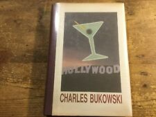 Charles Bukowski HOLLYWOOD  Book Limited Numbered Signed Authenticated!