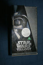 VHS Star Wars Boxed Set Original Trilogy Special Edition