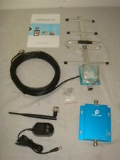 PHONETONE PTE-C980D CELL PHONE SIGNAL BOOSTER 850MHz W WHIP/YAGI ANTENNA