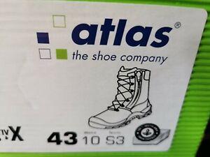 Atlas Winter Sicherheitsstiefel Gr. 43 Neu