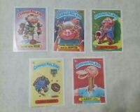 1986 Topps Garbage Pail Kids Trading Card 129a 142b 144b 154a Basket Casey 157a