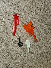 Transformers lot of weapons parts 1980s G1