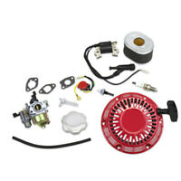 Carburetor Tune Up Kit For Honda GX160 5.5HP GX200 6.5HP Lawn Mower Replacement