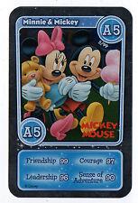 Morrisons Disney Magical Moments Festival Disneyland Paris #A5 Minnie & Mickey