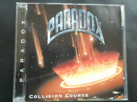 PARADOX    -    COLLISION   COURSE  ,      CD    2000 ,    ROCK ,  TRASH   METAL