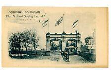 Ridgewood Queens LI NY-CHAS WISSEL RIDGEWOOD PARK-Private Mailing Card Postcard