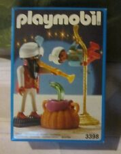 PLAYMOBIL 3398 Snake charmer CIRCUS Set MADE IN West GERMANY 1991 NEW