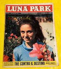 LUNA PARK 1965 n. 7 Gigliola Cinquetti, Sean Connery