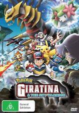 Pokemon Movie 11 - Giratina and The Sky Warrior - Named Shaymin DVD NEW