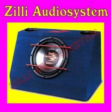 Audiodesign sub in box reflex PLR 200 240 Watt Nuovo