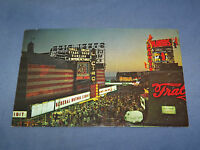 VINTAGE 1964 TEN MILE BOARDWALK  ATLANTIC CITY    NEW JERSEY  POSTCARD
