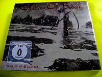 CHILDREN OF BODOM - HALO OF BLOOD | CD+DVD LIMITED DIGIPACK | OVP <|> 111austria