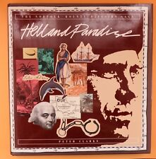 Hell & Paradise: Norfolk Bounty & Pitcairn Sage by P Clark. 1986 Import, 1st Ed