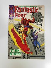 Fantastic Four #69 VF- condition Huge auction going on now!