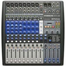 Home Recording Powered Pro Audio Mixers