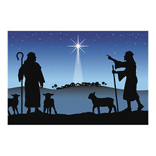 Star of Bethlehem Backdrop wall mural photo prop CHURCH RELIGIOUS decoration