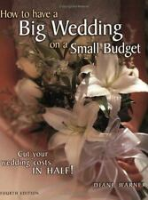 How to Have a Big Wedding on a Small Budget-ExLibrary
