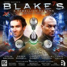 More details for blakes 7 - a rebellion reborn - big finish - b7 enterprises