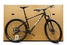 Extra Large Bicycle Cardboard Box Shipping Hybrid Road Mountain Bike + Packaging