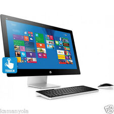 "NEW HP Pavilion 27-N041 All-in-One TouchSmart 27"" i5-4785T 3.2GHz 16GB 1TB W8.1`"