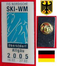 WINTERSPORT SKI NORDISCH FIS WM WC WORLDCHAMPIONSHIP OBERSTDORF 2005