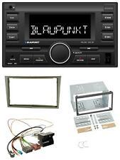 Blaupunkt MP3 USB 2DIN Bluetooth AUX Autoradio für Opel Corsa D Astra H Zafira B