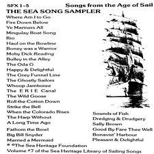 Various Artists - Sea Song Sampler / Various [New CD]