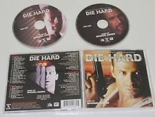 DIE HARD/SOUNDTRACK/MICHAEL KAMEN(LLLCD 1188) 2XCD ALBUM