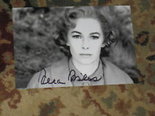 Actress VERA MILES Signed 4x6 PSYCHO Photo AUTOGRAPH 1E
