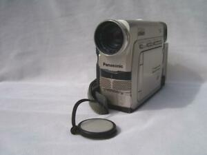 Panasonic NV-DS55B Camcorder DS55B MiniDV. VGC. 12-month warranty.