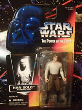Han Solo 1980-2001 Action Figures