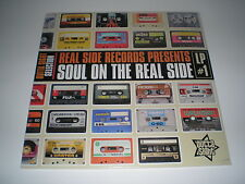 MODERN SOUL LP - SOUL ON THE REAL SIDE - VARIOUS ARTISTS - NEW UNPLAYED