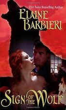 Sign of the Wolf by Elaine Barbieri (2007)