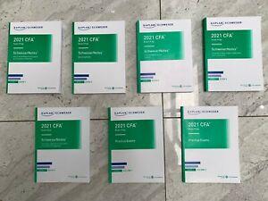 2021 CFA Level 1 (Level I) Exam Study Materials - NEW + SAME DAY GLOBAL DISPATCH