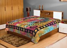 Mandala Wall Hanging Hippie Bedspread Dorm Throw Bohemian Queen Tapestry