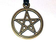 Pendant Symbol Могуще�тво Света оберег Brass Charm Talisman Amulet