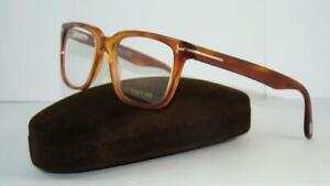 TOM FORD FT 5304 056 Light Tortoise +Orig Case Glasses Frames Eyeglasses Size 52